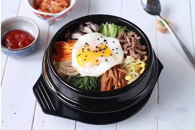 石锅拌饭+意大利面+饮品系列套餐